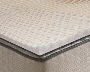 Premium Mattress Cushions on Mattress