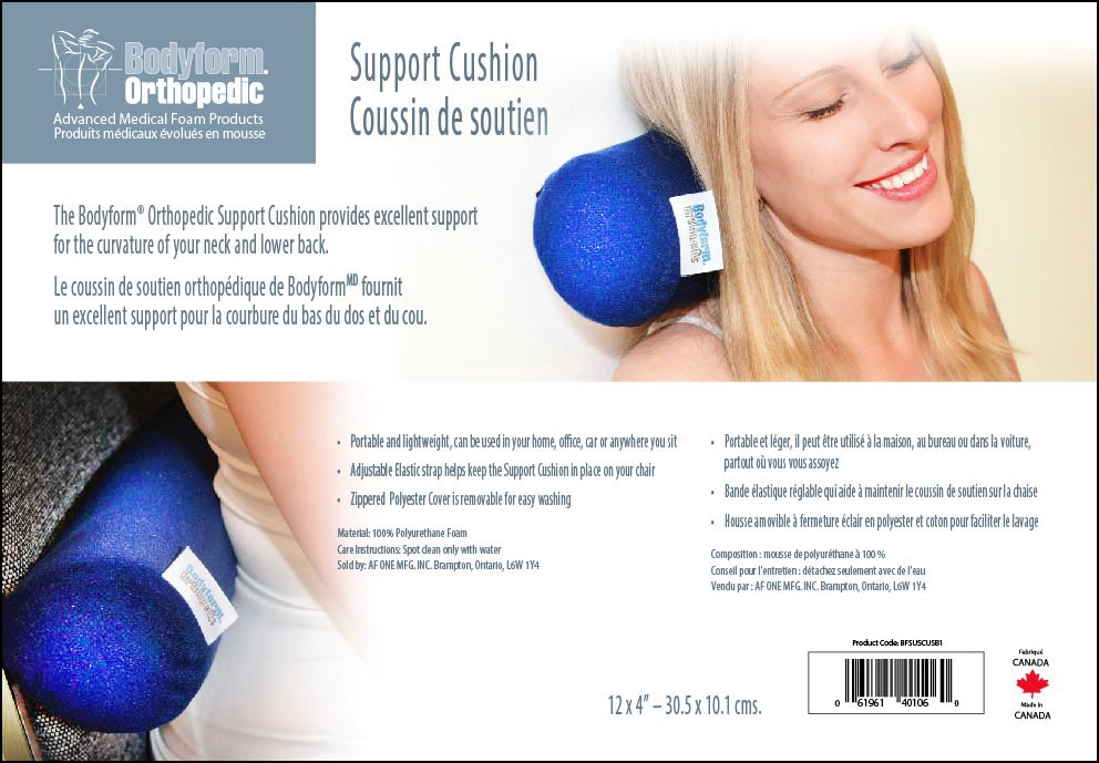 Support Cushion Package